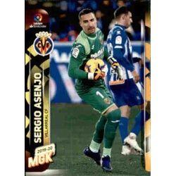 Sergio Asenjo Villarreal 344 Megacracks 2019-20