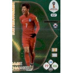 Son Heung Game Changers 457