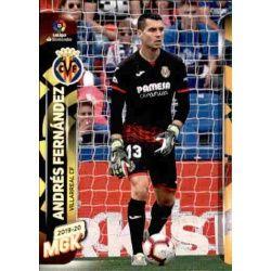 Andrés Fernández Villarreal 345 Megacracks 2019-20