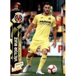 Víctor Ruiz Villarreal 349 Megacracks 2019-20