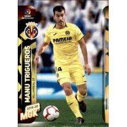 Manu Trigueros Villarreal 352 Megacracks 2019-20