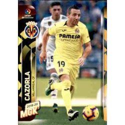 Cazorla Villarreal 356 Megacracks 2019-20