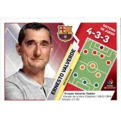 Ernesto Valverde Barcelona 8 Ediciones Este 2019-20