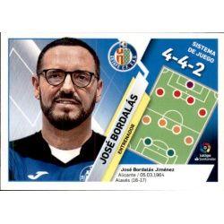 José Bordalás Getafe 18 Ediciones Este 2019-20