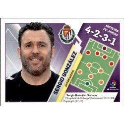 Sergio González Valladolid 38