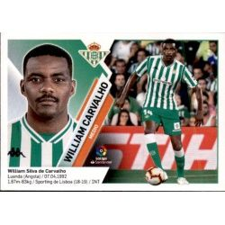 William Carvalho Betis 9 Ediciones Este 2019-20