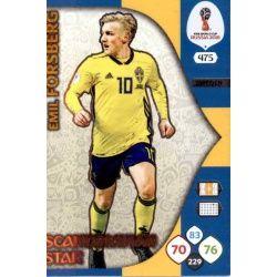 Emil Forsberg Scandinavian Stars 475