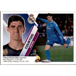 Courtois Real Madrid 1 Ediciones Este 2019-20
