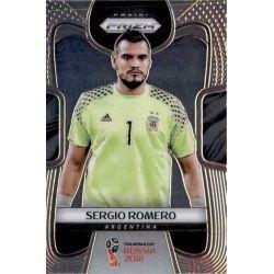 Sergio Romero Argentina 3