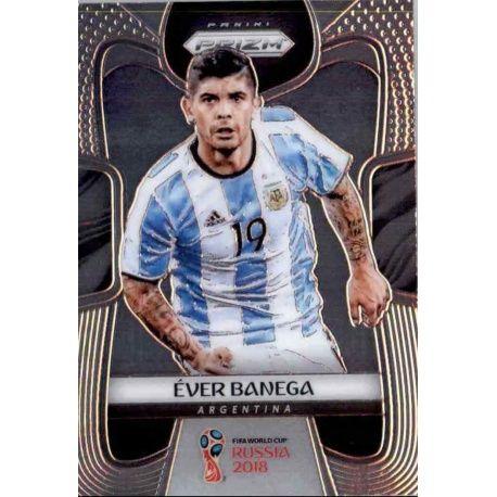 Ever Banega Argentina 4 Prizm World Cup 2018