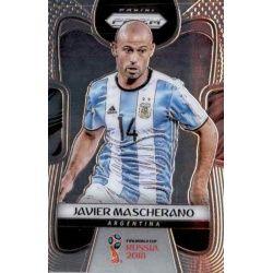 Javier Mascherano Argentina 6