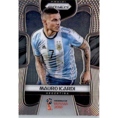 Mauro Icardi Argentina 8 Prizm World Cup 2018