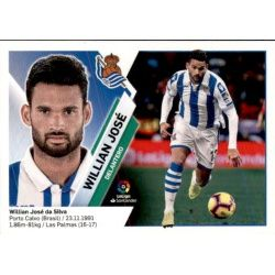 Willian José Real Sociedad 16 Ediciones Este 2019-20