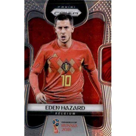 Eden Hazard Belgium 13 Prizm World Cup 2018