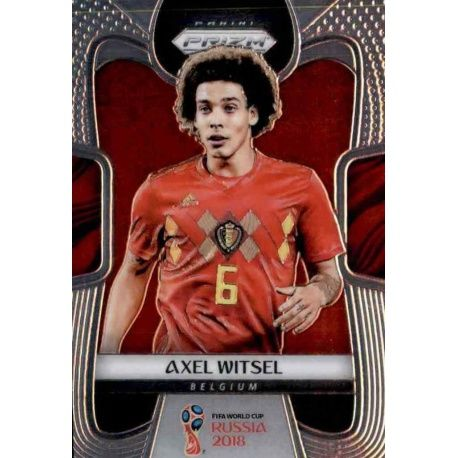 Axel Witsel Belgium 15 Prizm World Cup 2018