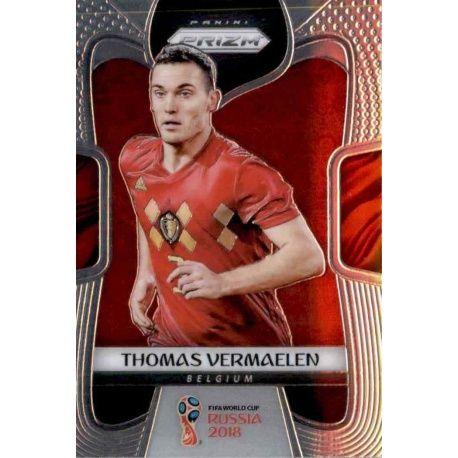 Thomas Vermaelen Belgium 18 Prizm World Cup 2018