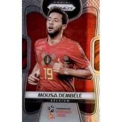 Mousa Dembele Belgium 19