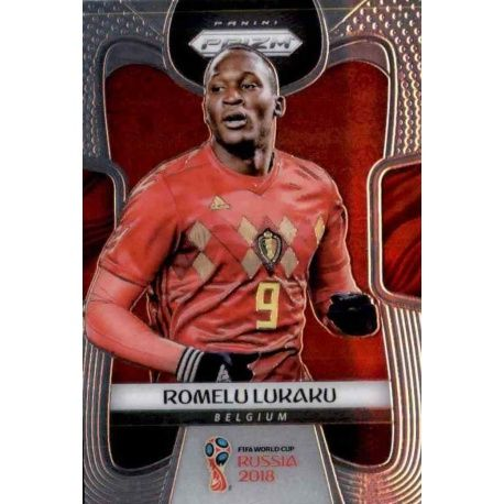 Romelu Lukaku Belgium 20 Prizm World Cup 2018