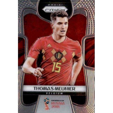 Thomas Meunier Belgium 22 Prizm World Cup 2018