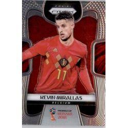 Kevin Mirallas Belgium 23