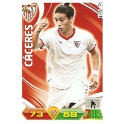 Cáceres Sevilla 273 Adrenalyn XL La Liga 2011-12