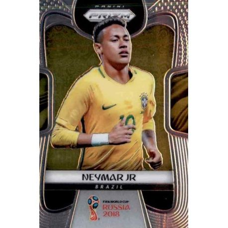 Neymar Jr Brazil 25 Prizm World Cup 2018