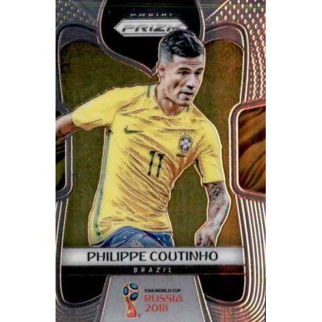 Philippe Coutinho Brazil 28 Prizm World Cup 2018