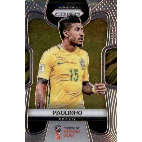 Paulinho Brazil 29 Prizm World Cup 2018
