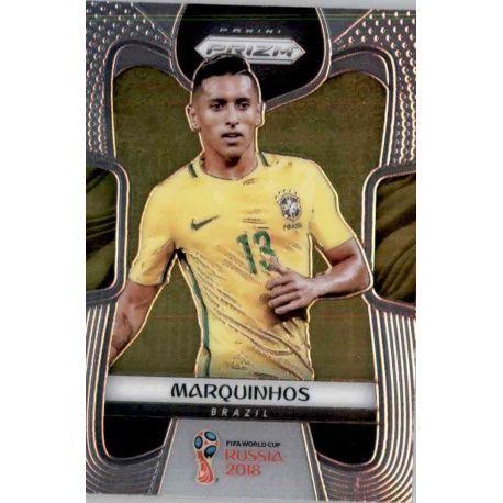 Marquinhos Brazil 30 Prizm World Cup 2018