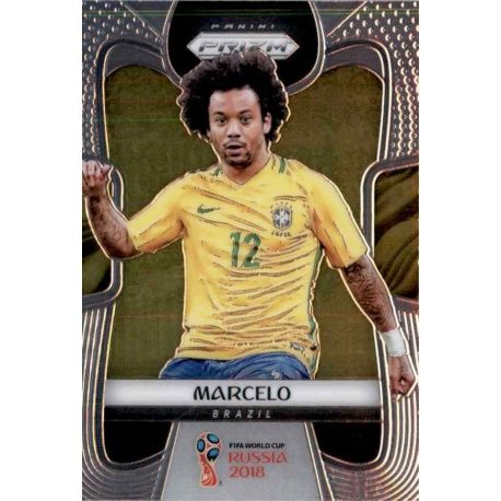 Marcelo Brazil 31 Prizm World Cup 2018