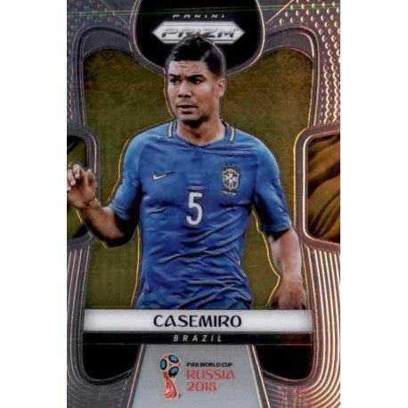 Casemiro Brazil 36 Prizm World Cup 2018