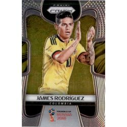 James Rodriguez Colombia 38