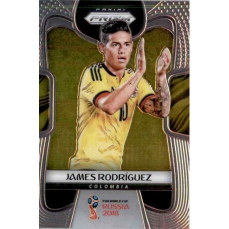 James Rodriguez Colombia 38 Prizm World Cup 2018