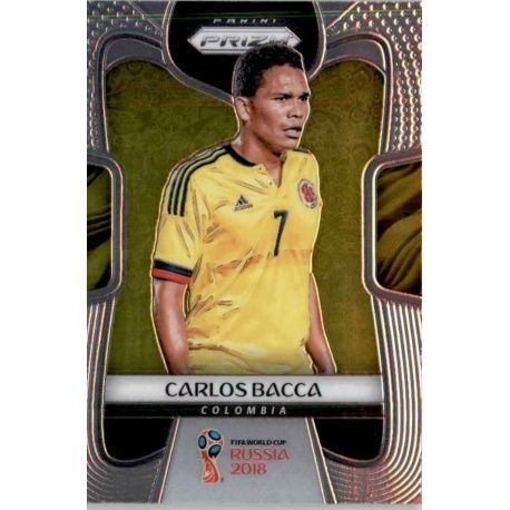 Carlos Bacca Colombia 39 Prizm World Cup 2018