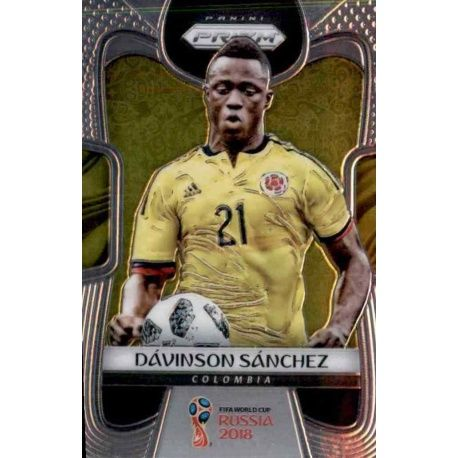 Davinson Sanchez Colombia 40 Prizm World Cup 2018
