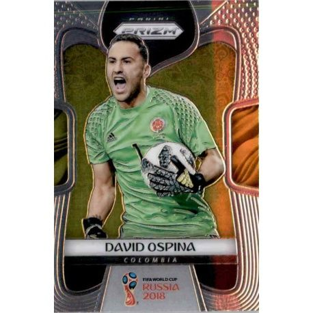 David Ospina Colombia 41 Prizm World Cup 2018