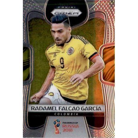 Radamel Falcao Garcia Colombia 43 Prizm World Cup 2018