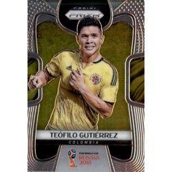 Teofilo Gutierrez Colombia 45