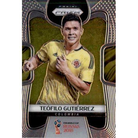 Teofilo Gutierrez Colombia 45 Prizm World Cup 2018