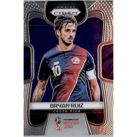 Bryan Ruiz Costa Rica 47 Prizm World Cup 2018