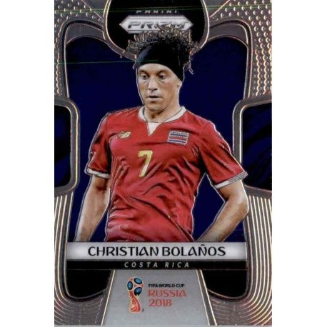 Christian Bolanos Costa Rica 49 Prizm World Cup 2018