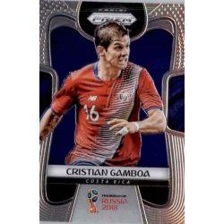 Cristian Gamboa Costa Rica 51