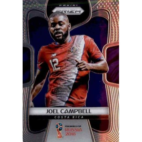 Joel Campbell Costa Rica 52 Prizm World Cup 2018