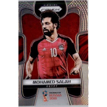 Mohamed Salah Egypt 54 Prizm World Cup 2018