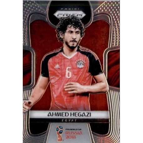 Ahmed Hegazi Egypt 56Prizm World Cup 2018