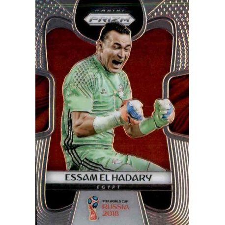 Essam El Hadary Egypt 58 Prizm World Cup 2018