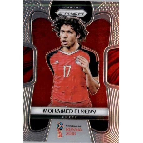 Mohamed Elneny Egypt 59 Prizm World Cup 2018