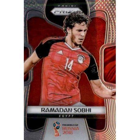 Ramadan Sobhi Egypt 60 Prizm World Cup 2018