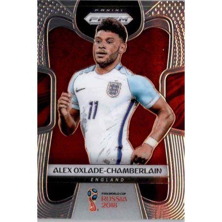 Alex Oxlade-Chamberlain England 63 Prizm World Cup 2018
