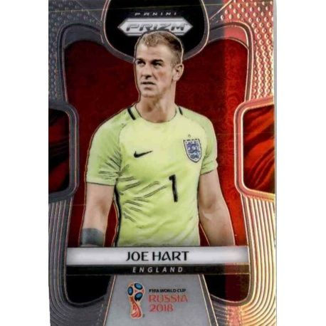 Joe Hart England 69 Prizm World Cup 2018
